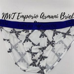 NWT Emporio Armani Brief